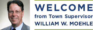 Welcome from Town Supervisor